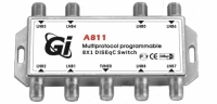 DiSEqC-Switch 8 in 1 A-811
